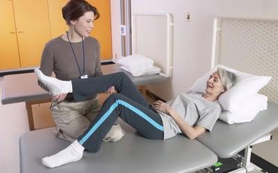 Рехабилитация след ендопротезиране на колянна става